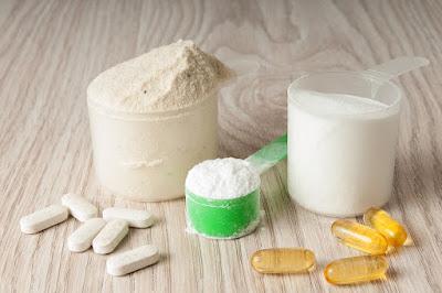 Reishi mushroom supplement