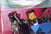 Pasukan Dalmas Polres Pemalang Kawal Musyawarah Desa Semingkir