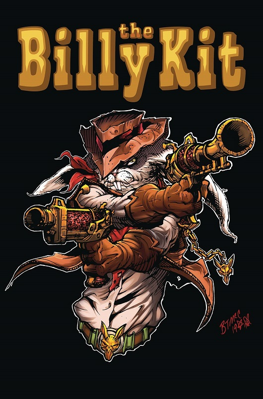 Billy the Kit #1