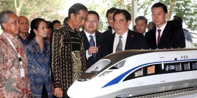Jokowi Pakai APBN Danai Kereta Cepat Jakarta-Bandung, Bekas Wakil Ketua DPR RI dari PKS: Karena Oposisi Melempem