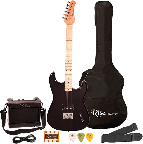 Rise by Sawtooth - Beginner Electric Guitar Kit