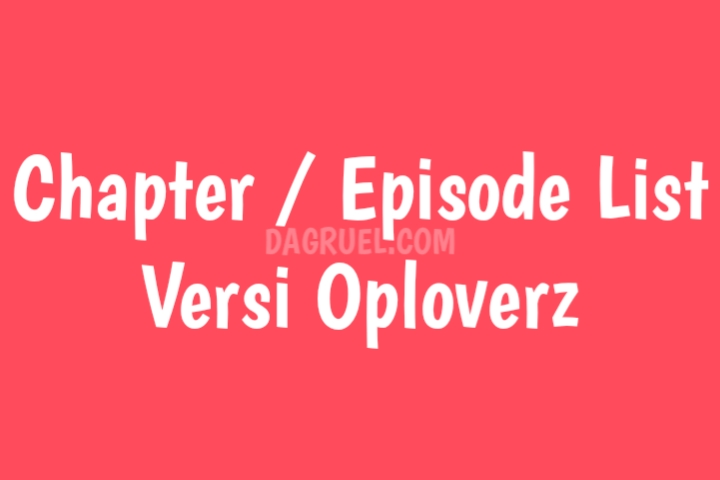 Chapter / Episode List Versi Oploverz