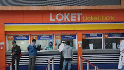 Simak ! Pembelian Tiket KA untuk Keberangkatan Mulai 26 Oktober Wajib Gunakan NIK