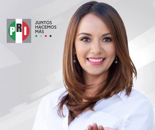 ¡Nueva dirigente del PRI en Los Cabos!