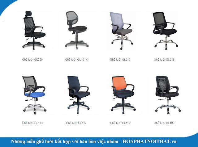 Bí kíp chọn mua ghế lưới văn phòng giá rẻ cho dân văn phòng