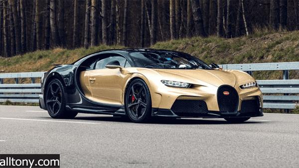 بوجاتي تشيرون سوبر سبورت Bugatti Chiron Super Sport