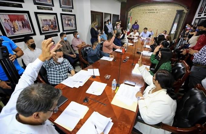 LOS CABOS: ¡Ya no usarán regidores sala Juan Pedrín Castillo!