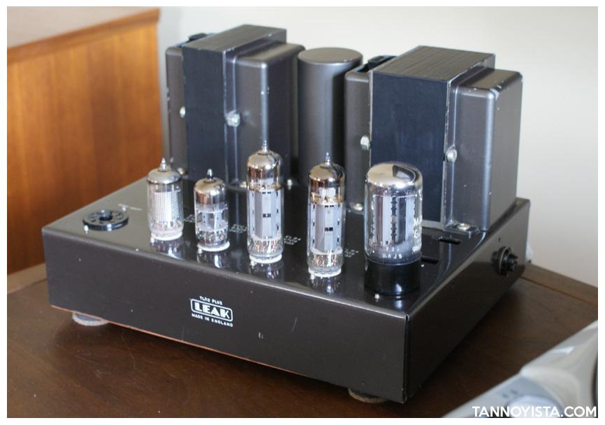 LEAK TL-12 Monoblock Amplifiers