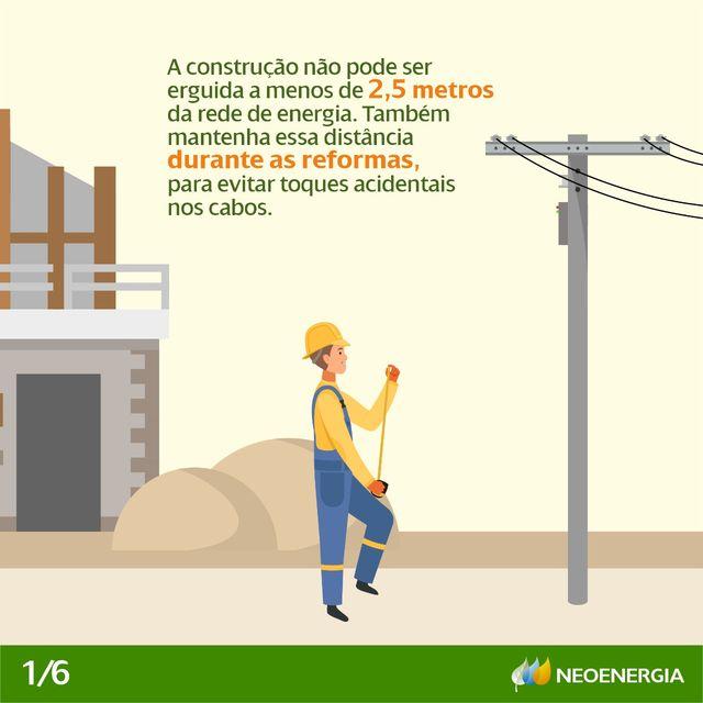 Neoenergia Elektro dá dicas de segurança e orienta a população sobre atitudes preventivas