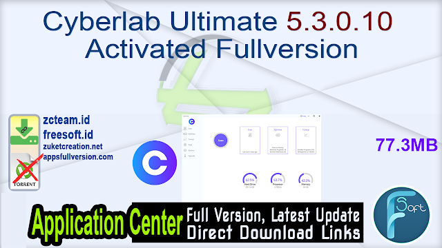 Cyberlab Ultimate 5.3.0.10 Activated Fullversion