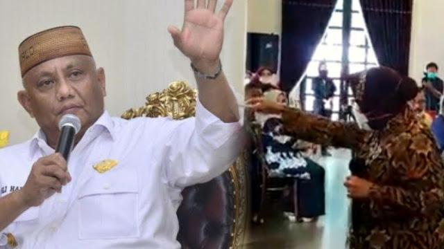 Ngamuk dan Bilang 'Tembak', Gubernur Gorontalo Minta Risma Jaga Sikap di Kampung Orang