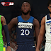 NBA 2K22 Minnesota Timberwolves Jersey Pack With Updated Sponsor Patch by Pinoy21