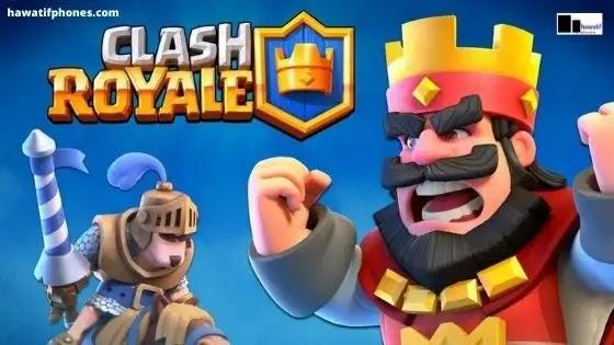 تحميل Clash Royale Android 3.6.1