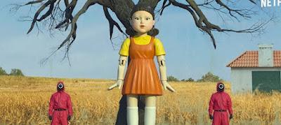 Boneca da série é colocada em frente a shopping e assusta pedestres | Round 6