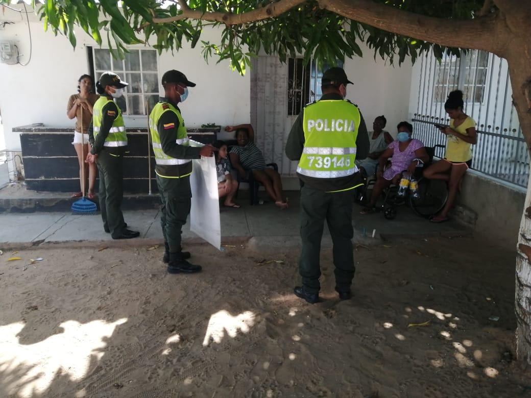 hoyennoticia.com, Policía adelanta campaña para la contención de homicidios en La Guajira