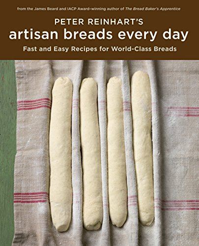 Artisan Bread Every Day Cover.