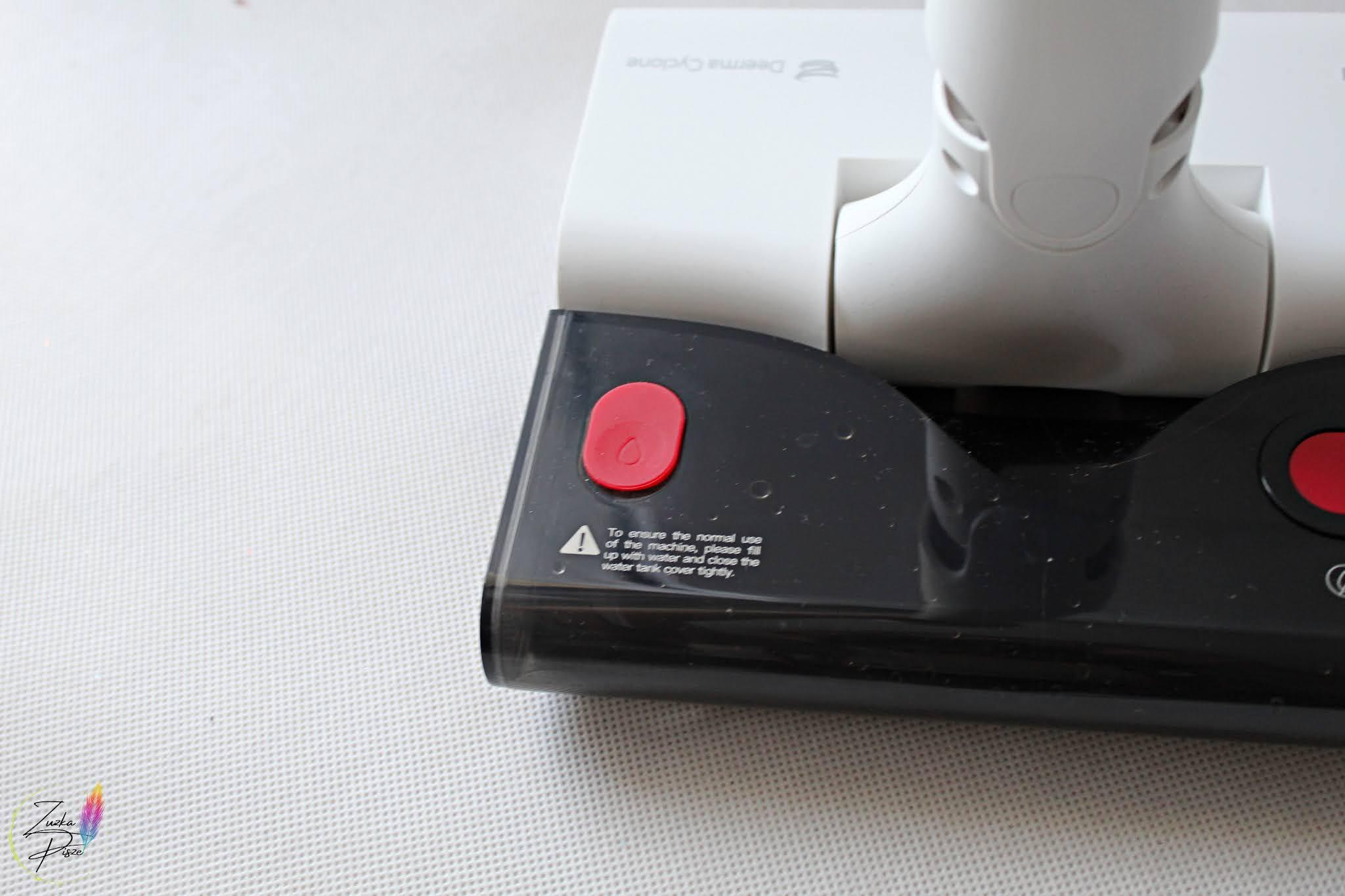Odkurzacz pionowy i mop 2 w 1 Deerma VC01 Max
