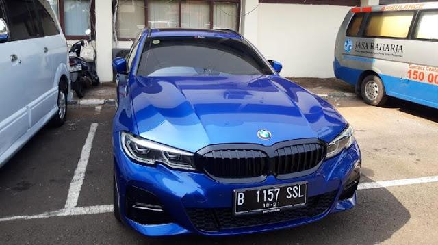 Mobil BMW Penabrak Polisi di Jaksel Menghindar Saat Diberhentikan