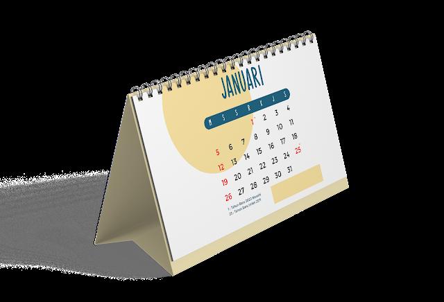 Info Harga Jasa Cetak Sablon Kalender Tanjung Selor, Kalimantan Utara