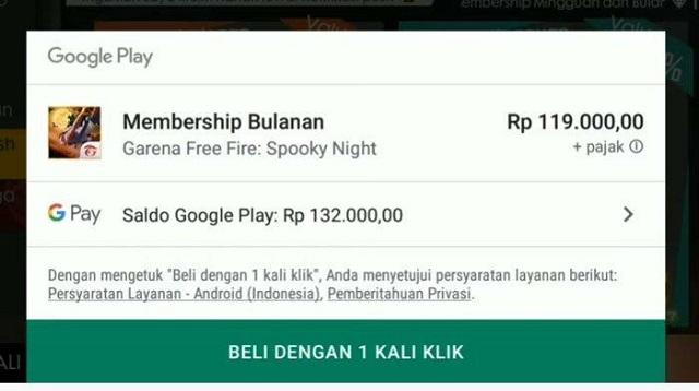 Kode Voucher Google Play Gratis