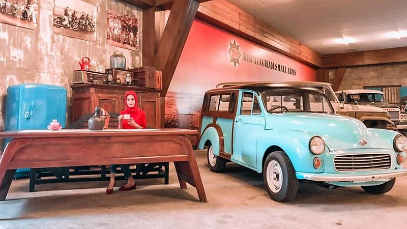 Situs Wisata Museum Angkut Malang Wajib Anda Kunjungi