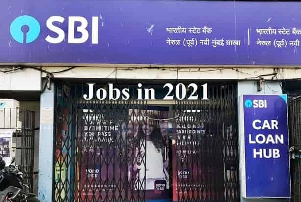 2021 एस.बी.आई. (SBI) 606 पदों की भर्ती, 18 अक्टूबर 2021 है, आवेदन की आखिरी तारीख।
