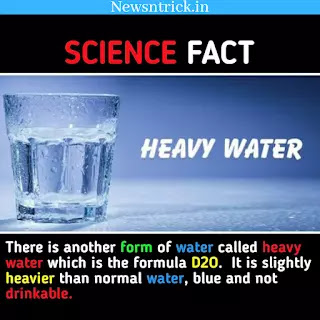 Heavy Water D2o Facts