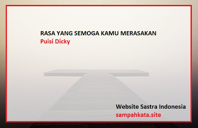 Puisi Dicky