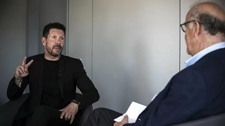 Simeone: Since the day arrived at Atleti, I continue to think I could be sacked