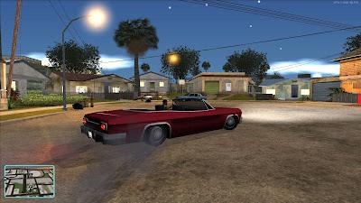 GTA San Andreas graphics mod 2020 download
