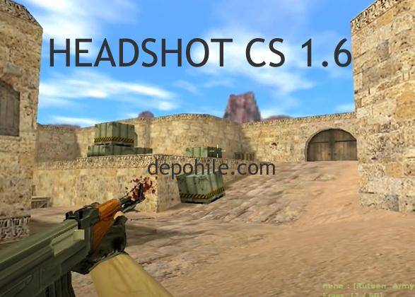 Counter Strike 1.6 Scitze Headshot Atma Hilesi Ağustos 2021