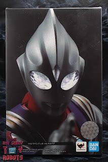S.H. Figuarts -Shinkocchou Seihou- Ultraman Tiga Multi Type Box 01