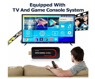 Kinhank X Stick Game Consoles with 33000+ Games