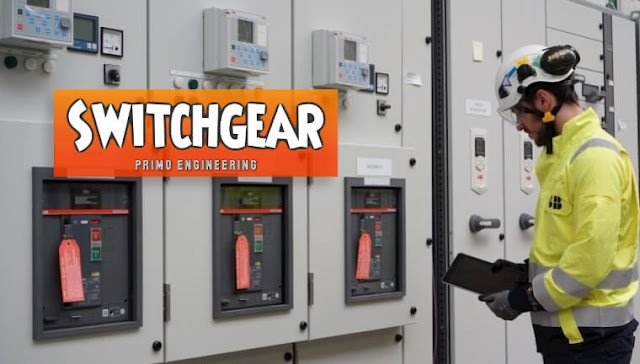 ما هو Switchgear   شرح - مكونات - تصنيف