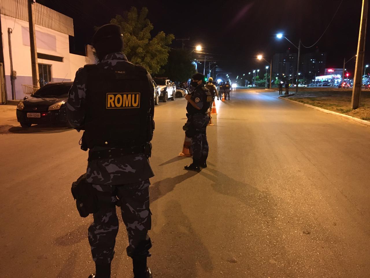 """Secretaria de Segurança, através da Sutrans, realiza """"Operação Kadron"""" em Luís Eduardo Magalhães"""