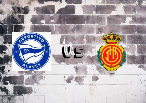 Deportivo Alavés vs Mallorca  Resumen