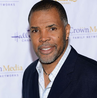 Picture of American actor, director, writer and producer Eriq La Salle