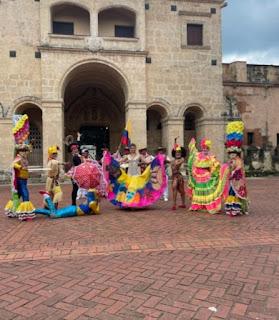 Carnaval de Barranquilla ,sigue su promocion por el.mundo