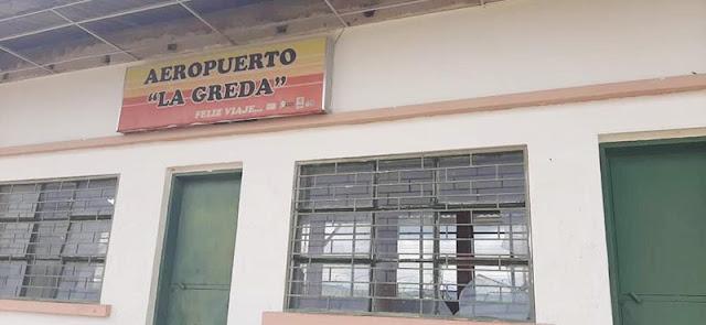 AEROPUERTO LA GREDA DE CARORA SUMERGIDO EN LA DESIDIA (+FOTOS)