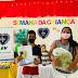 LBV 'presenteia' famílias e crianças paraibanas