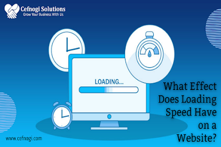 What Effect Does Loading Speed Have on a Website?