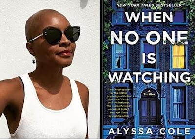 Best Debut Novel - When No One is Watching- Alyssa Cole