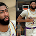 NBA 2K22 Anthony Davis Cyberface and Hair Update (Current Look) by Igo Inge
