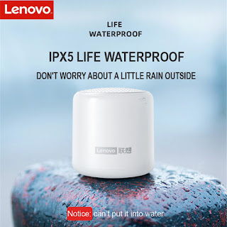 Original Lenovo L01 Bluetooth Speaker Portable Outdoor