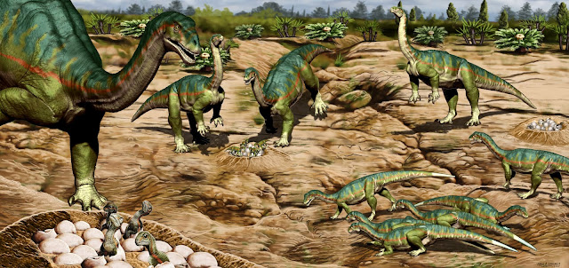 Early dinosaurs may have lived in social herds as early as 193 million years ago