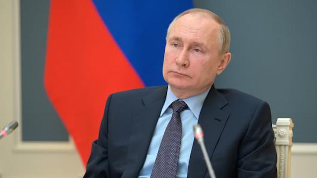 ảnh Tổng thống Nga Putin
