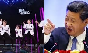 Tolak Pria Bergaya Banci, China Dilaporkan Larang K-Pop