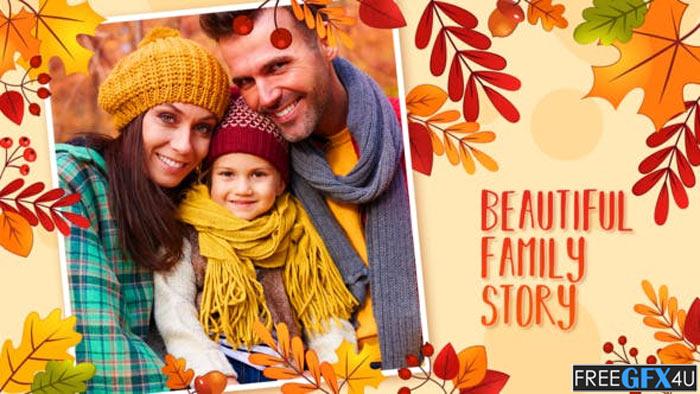 Autumn Lovely Moments Slideshow