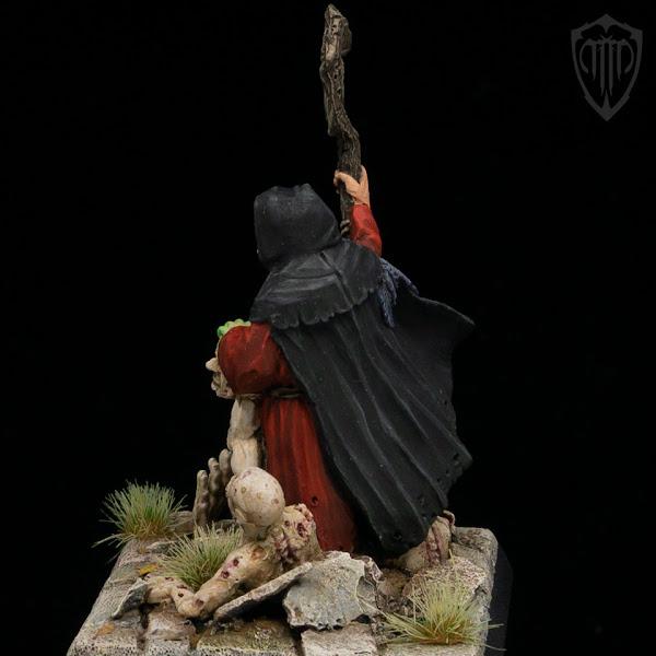 necromancer miniature