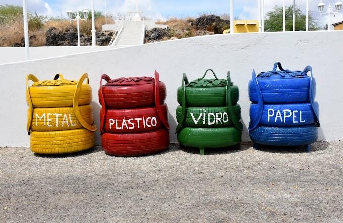 Projeto disponibiliza lixeiras ecológicas no bairro Cidade Baixa e defende coleta seletiva dos resíduos sólidos